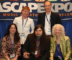 Alex at 2008 ASCAP Expo