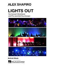 LIGHTS OUT score cover