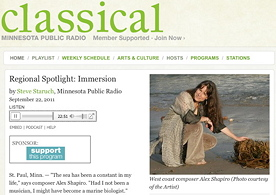 Classical MPR-Immersion