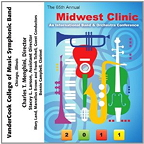 The 65th Annual Midwest Clinic  CD
