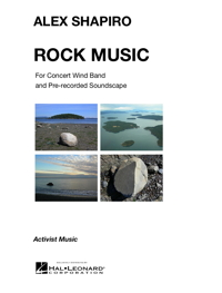 ROCK MUSIC score cover