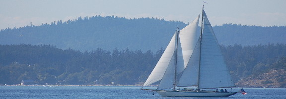 Schooner photo by Alex Shapiro.